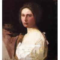 Study of Alma Wollerman