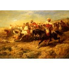 Arabian Horseman
