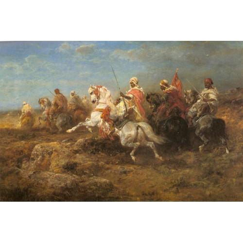 Arabian Patrol