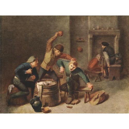 Brawling Peasants