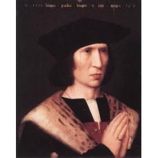 Portrait of Paulus de Nigro