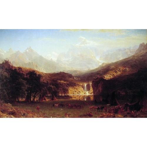 The Rocky Mountains Lander's Peak