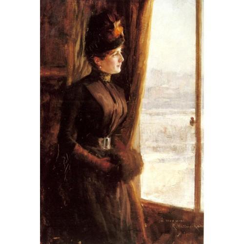 A Portrait of Madame Vallery Radot