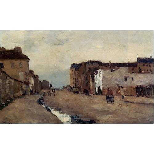 A Street in Bercy