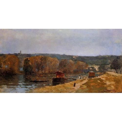 Billancourt Landscape