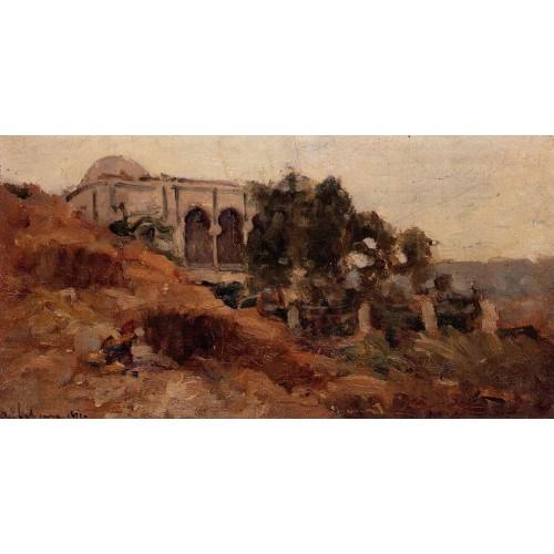 Moorish House in Algiers