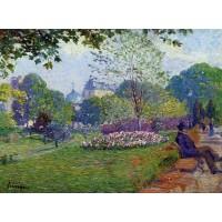The Parc Monceau