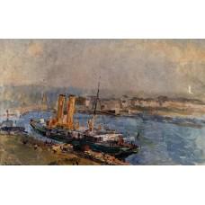 The Port of Rouen