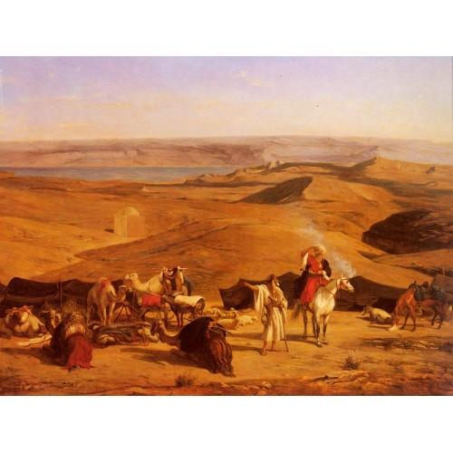 The Desert Encampment
