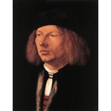 Portrait of Burkard von Speyer