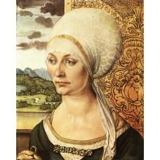 Portrait of Elsbeth Tucher