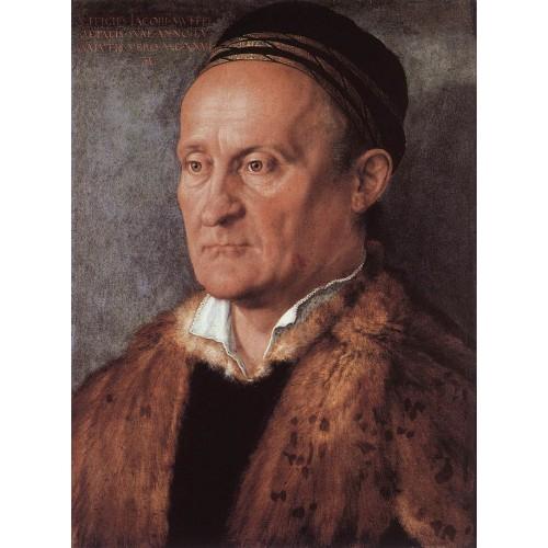Portrait of Jakob Muffel