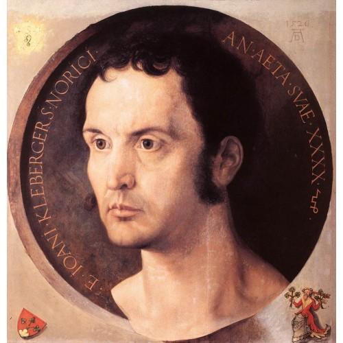 Portrait of Johannes Kleberger