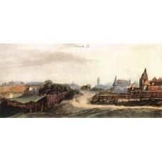 View of Nuremberg