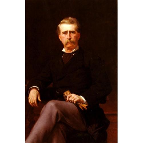 Portrait de John William Mackay