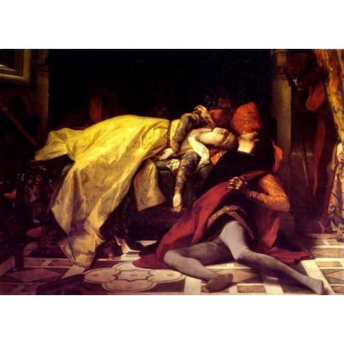 The Death of Francesca da Rimini and Paolo Malatesta