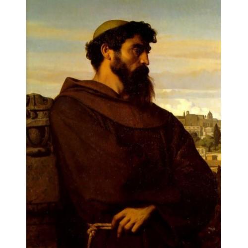 The Roman Monk