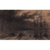 Autumn night 1872