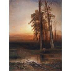 Evening 1877
