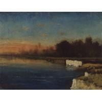 Riverbank be