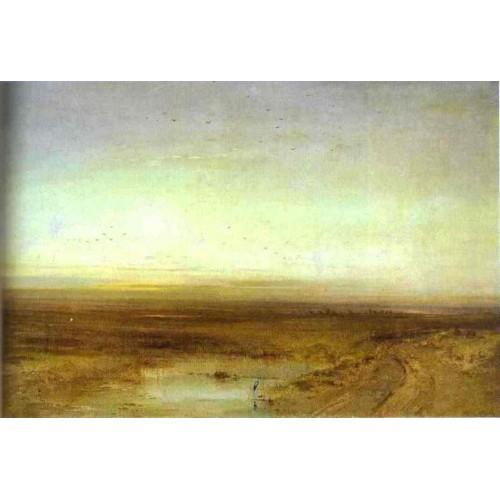 Sunset 1875
