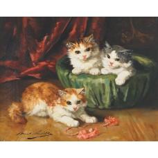 Cat painting 8