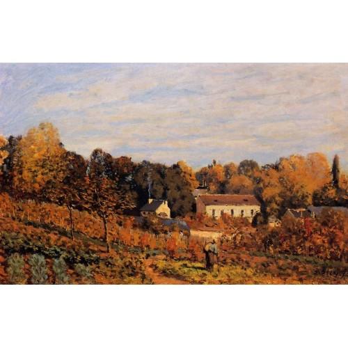 Kitchen Garden at Louveciennes
