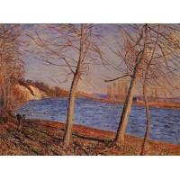 Riverbank at Veneux