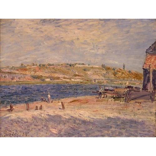 Riverbanks at Saint Mammes