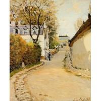 Rue de la Princesse Louveciennes