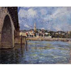 The Bridge at Saint Cloud