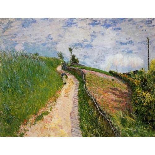The Hill Path Ville d'Avray