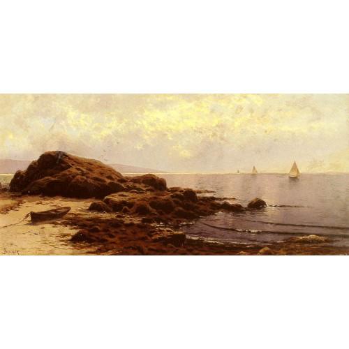 Low Tide Bailey's Island Maine