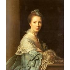 Portrait Of Jean Abercromby Mrs Morison