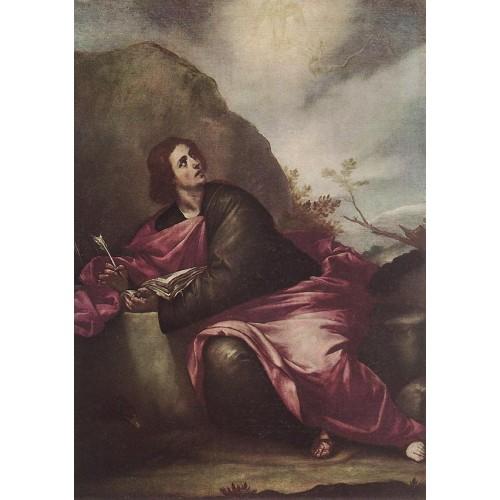 St John the Evangelist on Pathmos