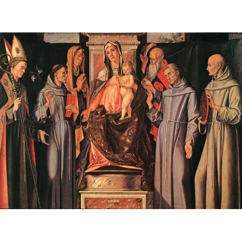 Holy Family (Sacra Conversazione)