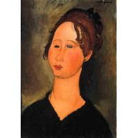 Burgundian Woman