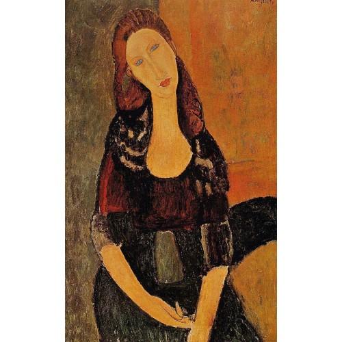 Jeanne Hebuterne 1
