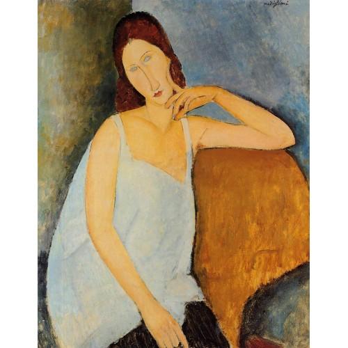 Jeanne Hebuterne 3