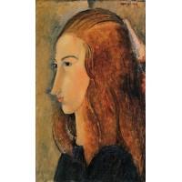 Jeanne Hebuterne 4