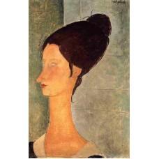 Jeanne Hebuterne 5