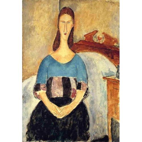 Jeanne Hebuterne 8