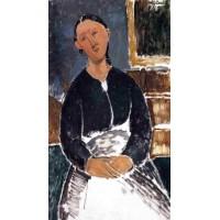 Serving Woman (La Fantesca)