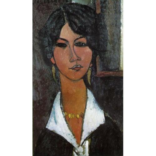 Woman of Algiers (Almaisa)
