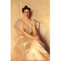 Mrs Frances Cleveland