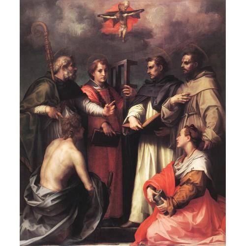 Disputation over the Trinity