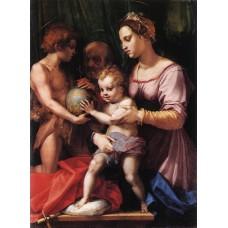 Holy Family (Borgherini)