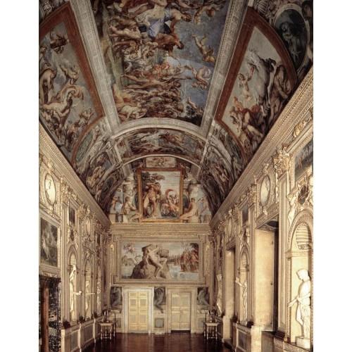 The Galleria Farnese