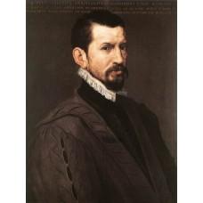 Portrait of Hubert Goltzius