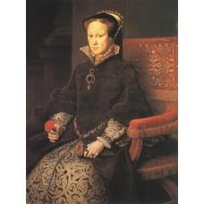 Queen Mary Tudor of England